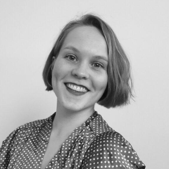 Kuvassa on koordinaattori Anna Penttilä.